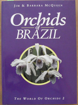 Image for Orchids of Brazil: The World of Orchids 2
