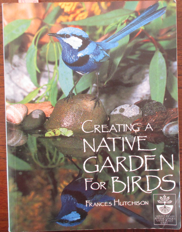 Image for Creating a Native Garden for Birds