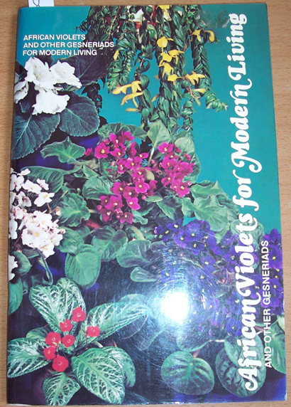 Image for African Violets for Modern Living and Other Gesneriads