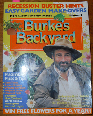 Image for Burke's Backyard: Volume 5