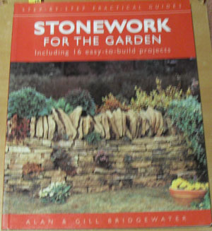 Image for Stonework for the Garden: Step-by-step Practical Guides