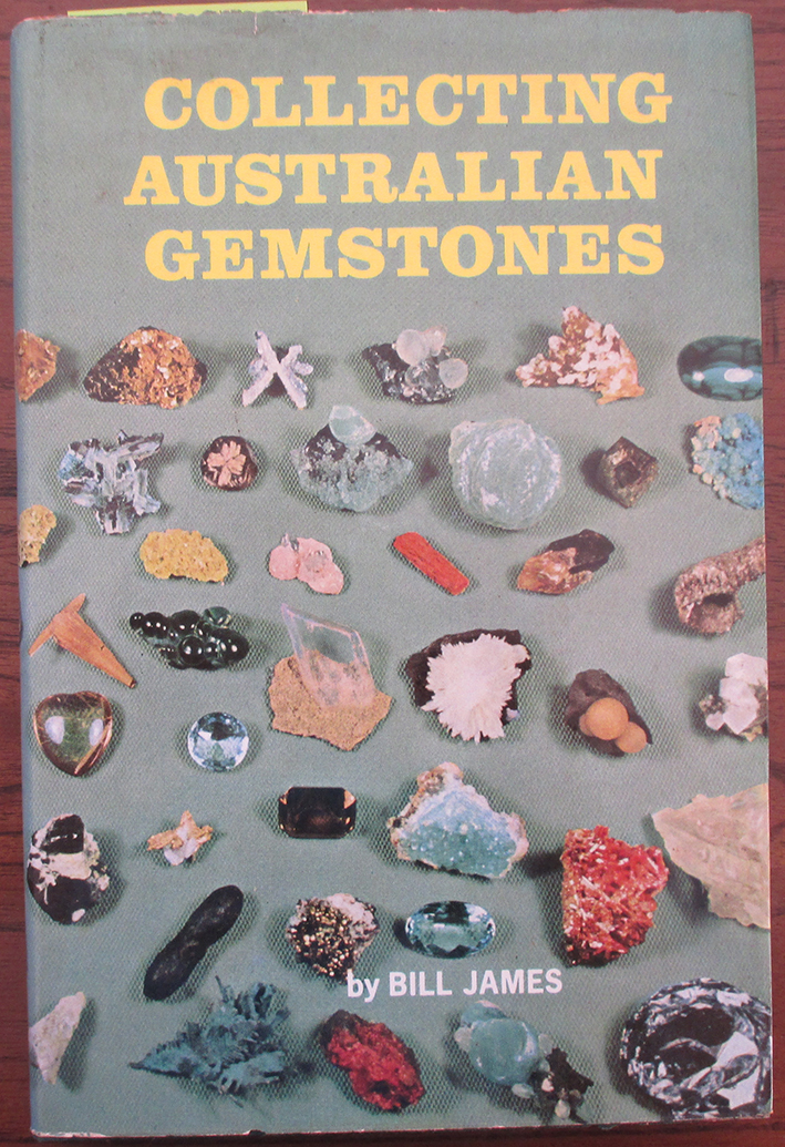 Image for Collecting Australian Gemstones