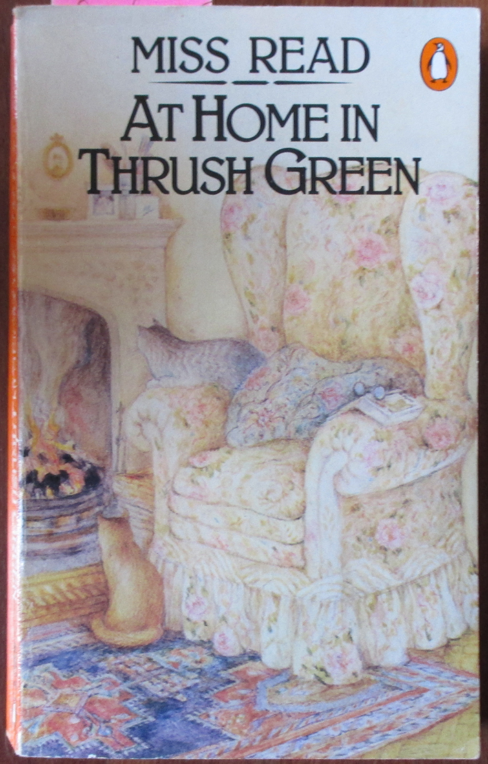 Image for At Home in Thrush Green