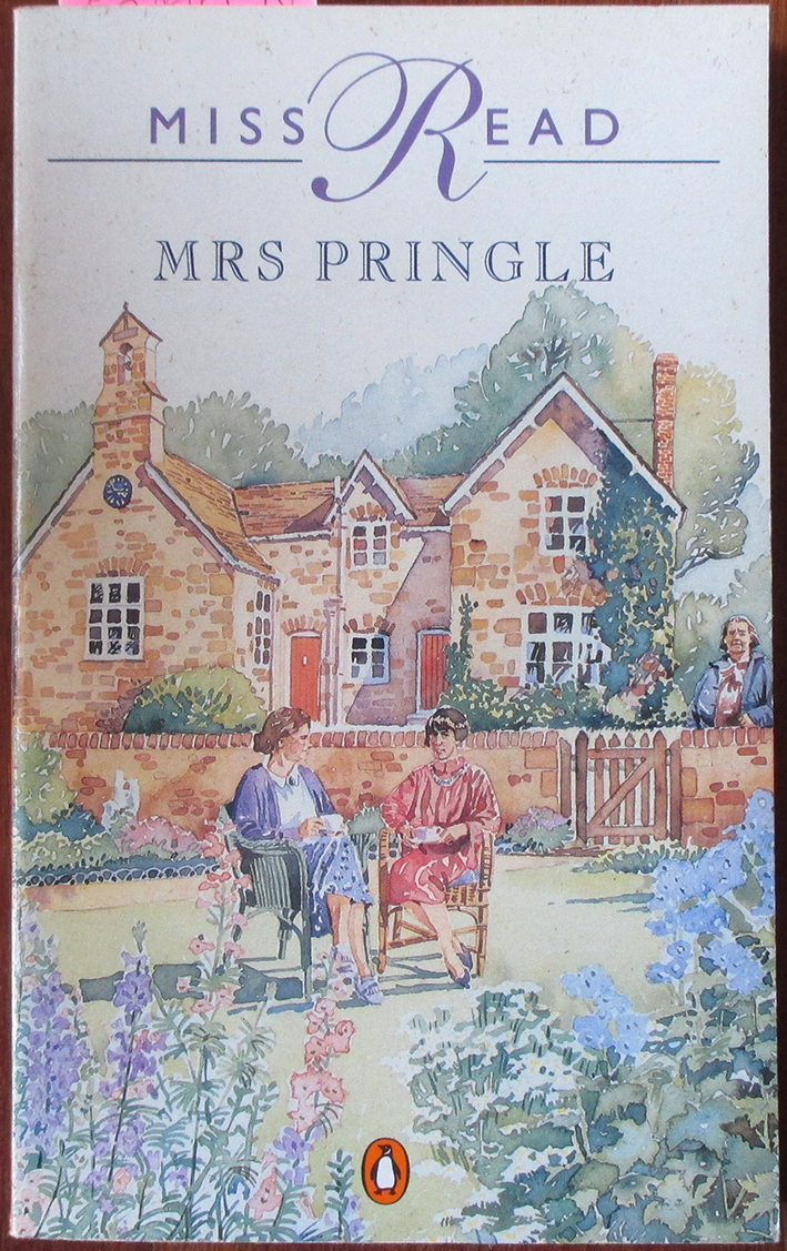 Image for Mrs Pringle