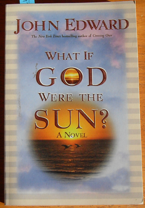 Image for What if God Were the Sun? A Novel