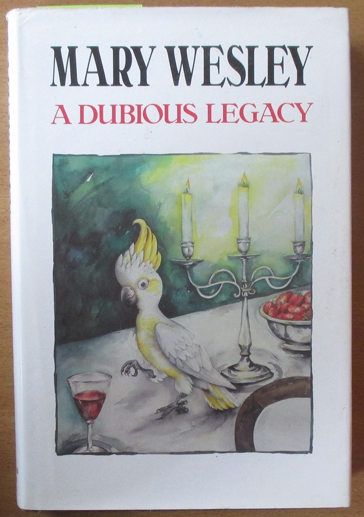 Image for Dubious Legacy, A