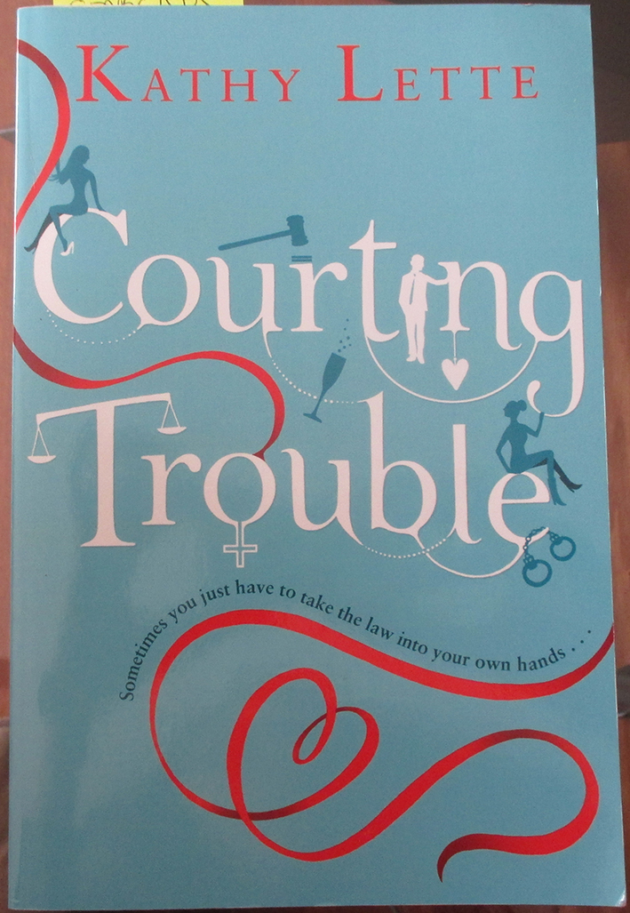 Image for Courting Trouble