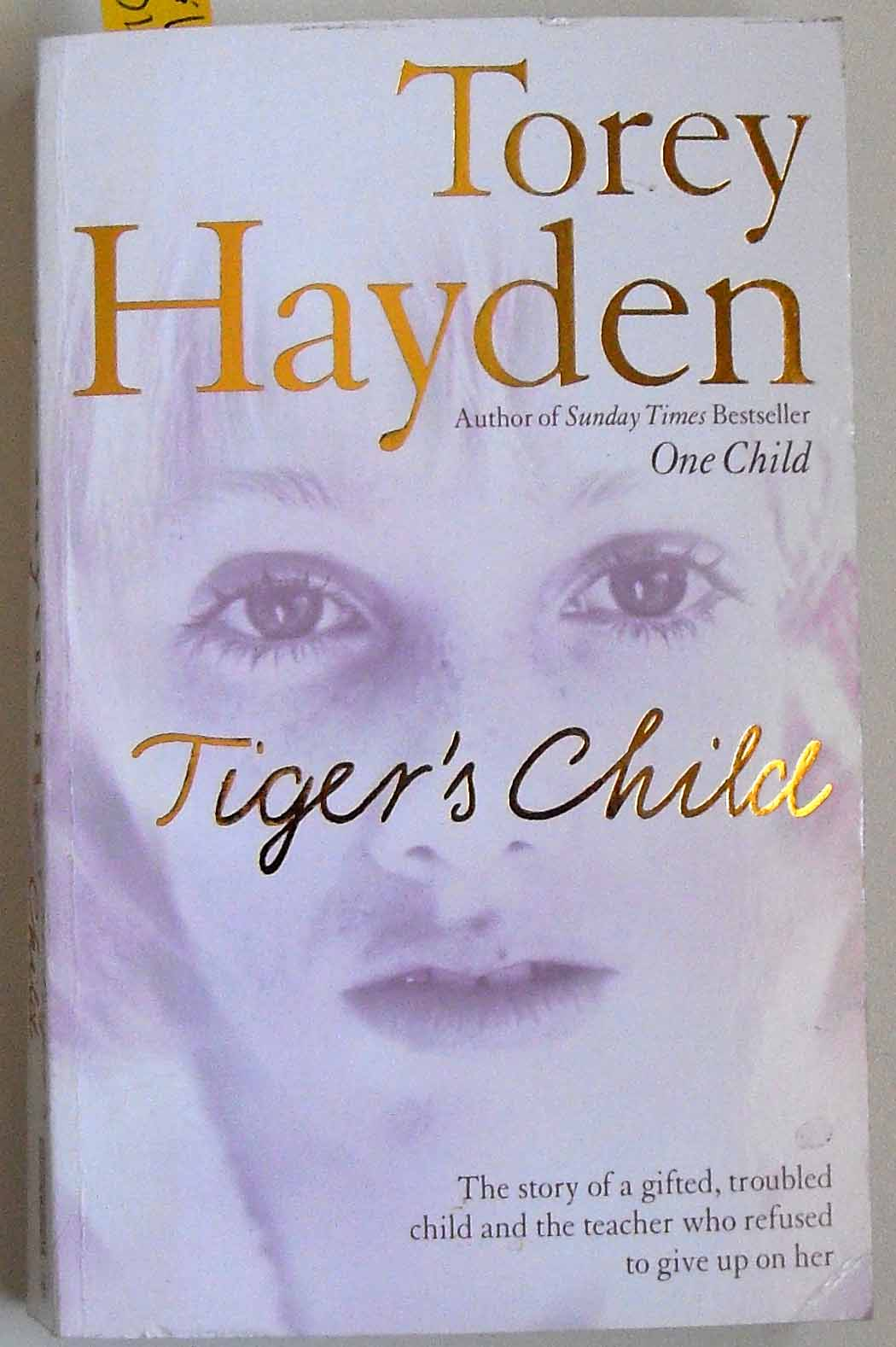Image for Tiger's Child