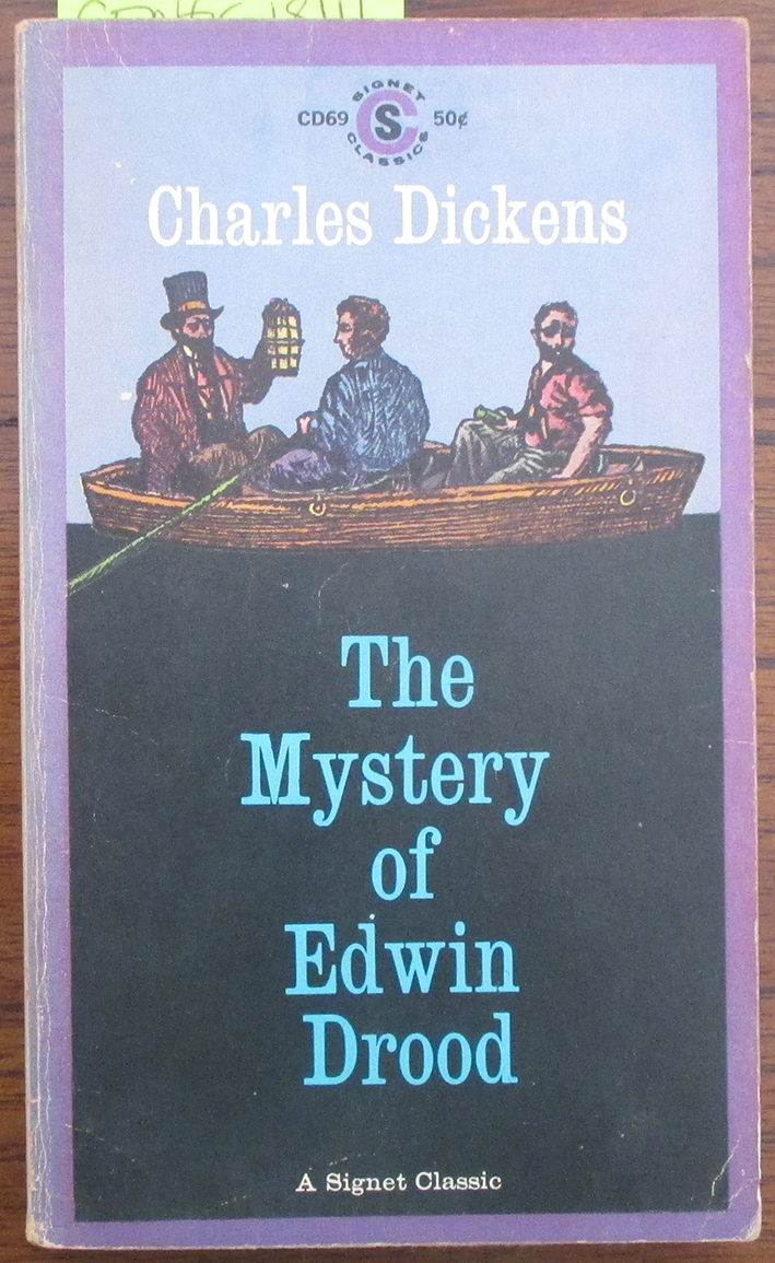Image for Mystery of Edwin Drood, The