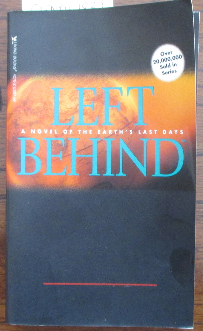 Image for Left Behind: Left Behind (#1)