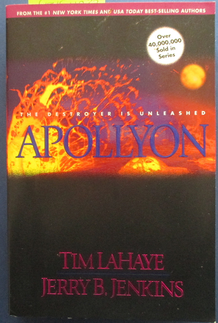 Image for Apollyon: Left Behind (#5)