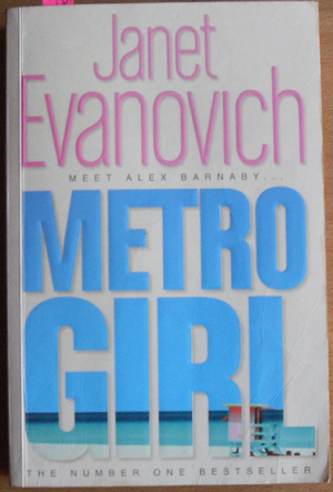 Image for Metro Girl