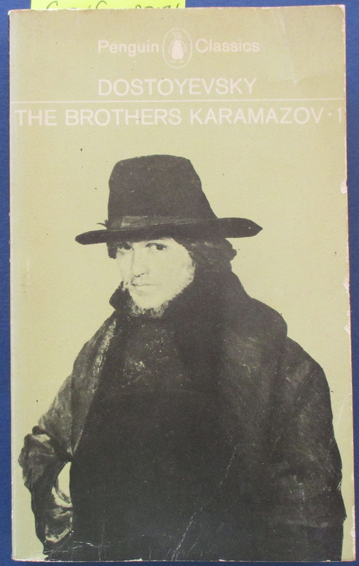 Image for Brothers Karamazov, The (Volume I)
