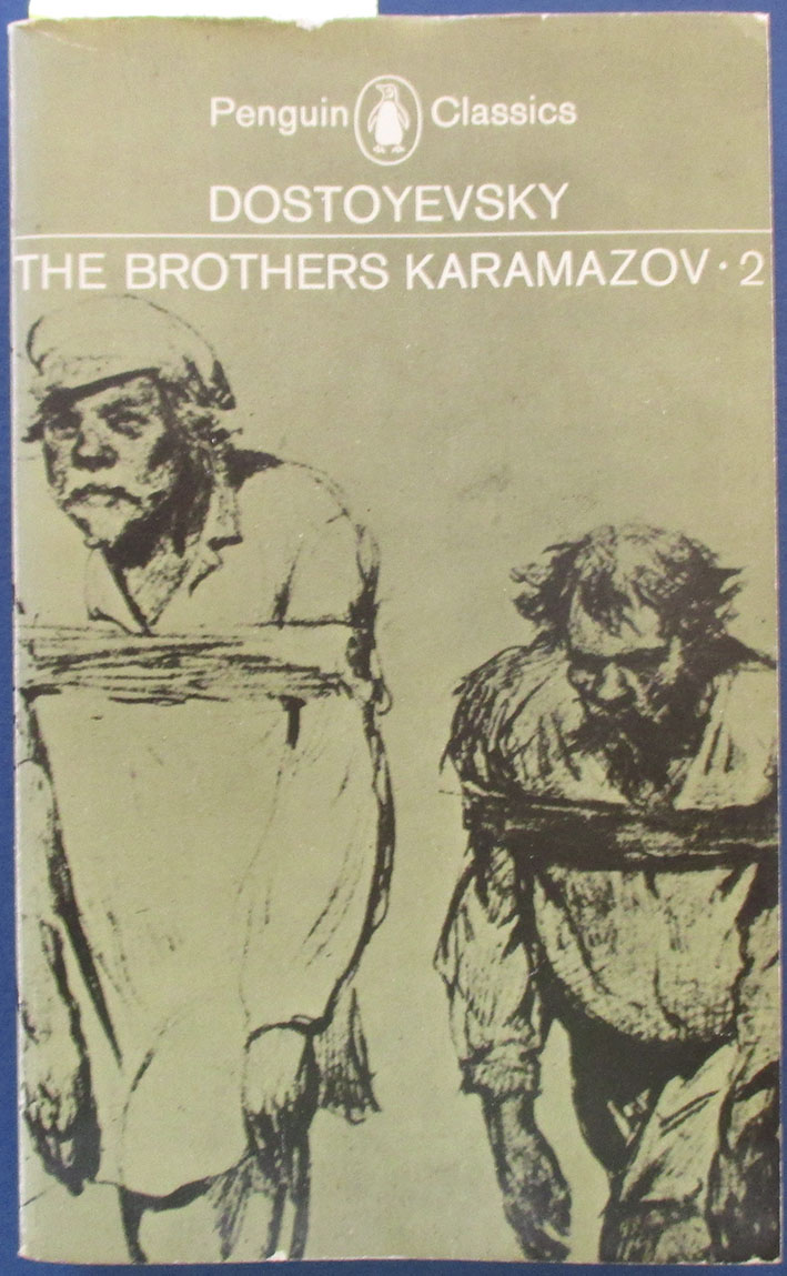 Image for Brothers Karamazov, The (Volume 2)