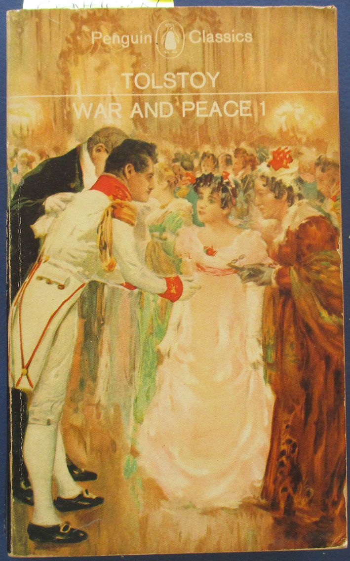 Image for War and Peace (Volume 1)