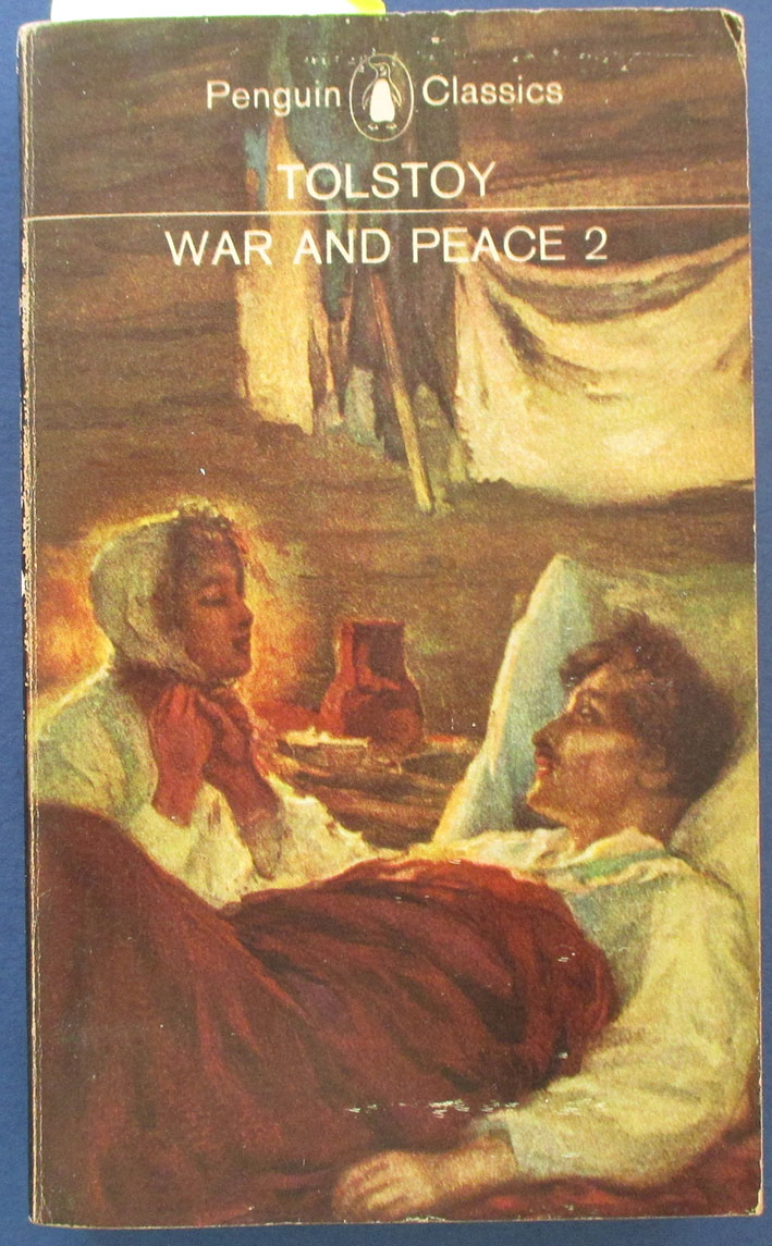 Image for War and Peace (Volume 2)