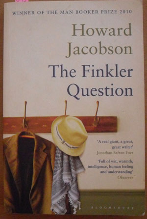Image for Finkler Question, The
