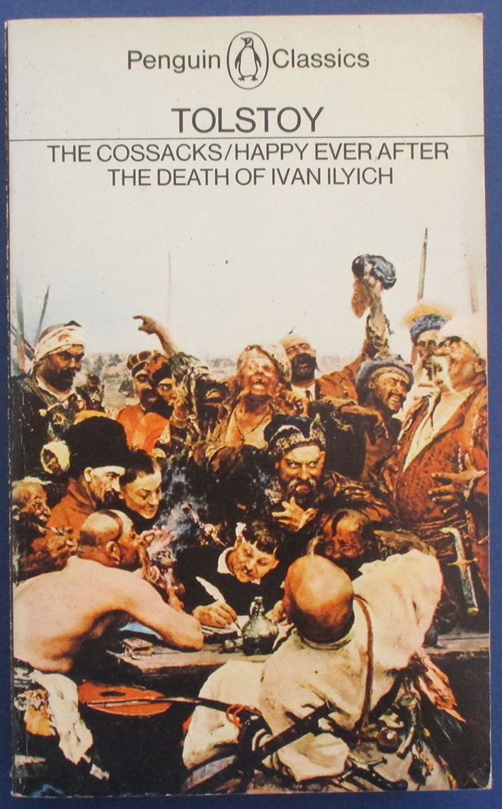 Image for Cossacks; Happy Ever After; and The Death of Ivan Ilyich