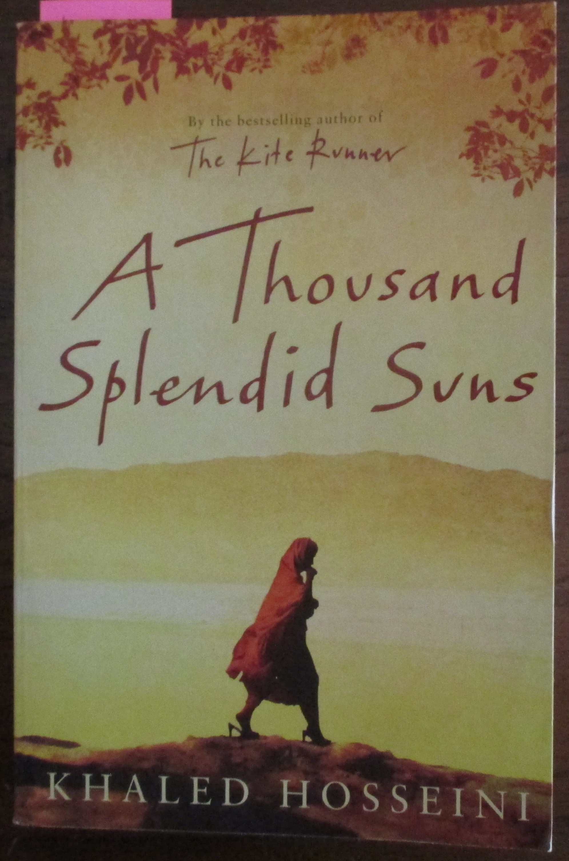 Image for Thousand Splendid Suns, A