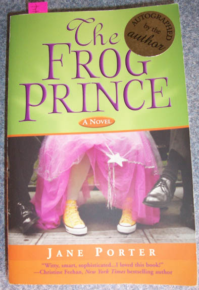 Image for Frog Prince, The: A Novel