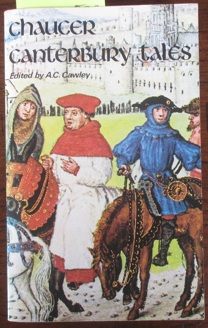 Image for Canterbury Tales, The