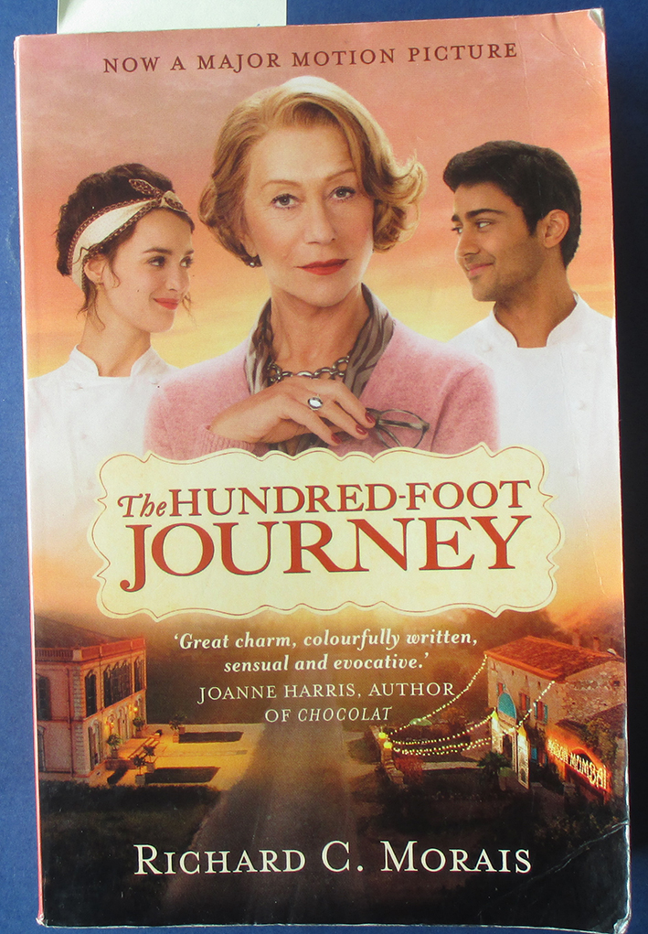 Image for Hundred-Foot Journey, The
