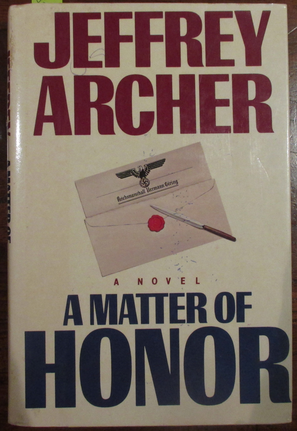 Image for Matter of Honor, A