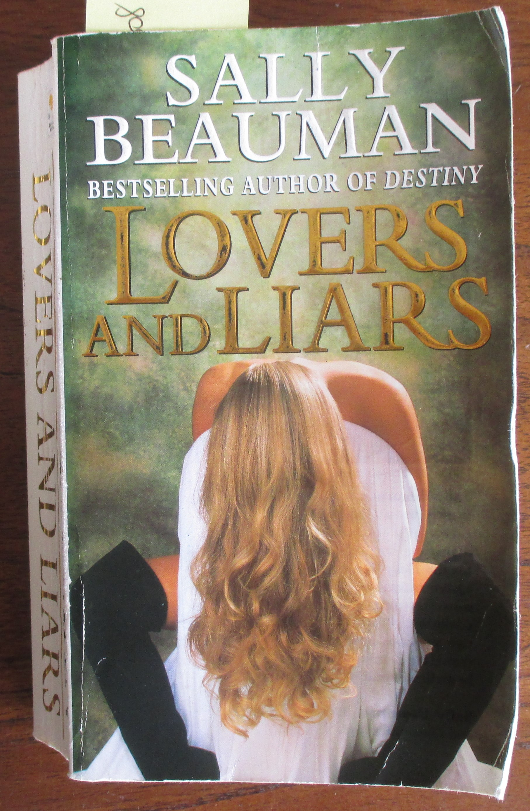 Image for Lovers and Liars