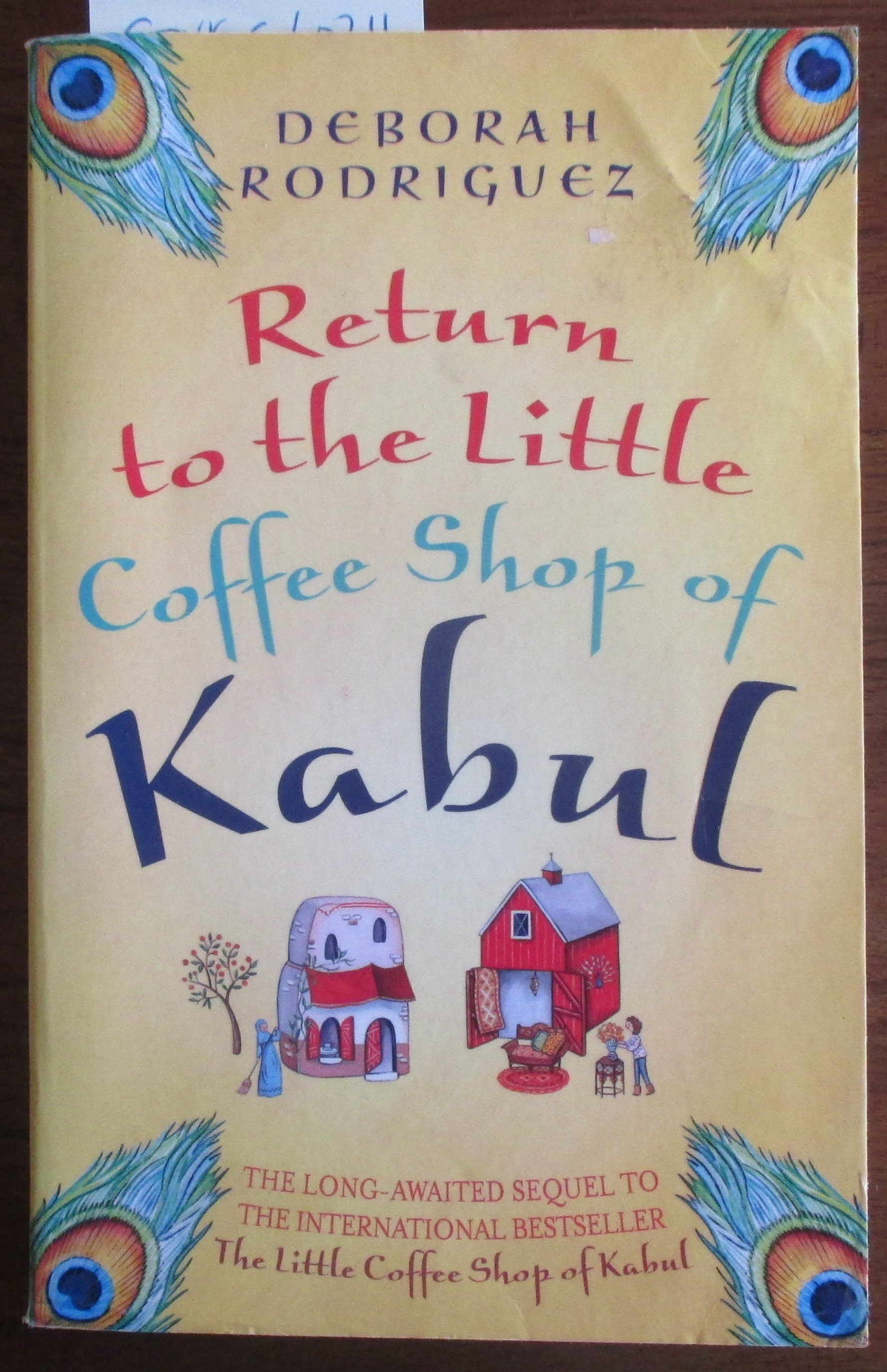Image for Return to the Little Coffee Shop of Kabul