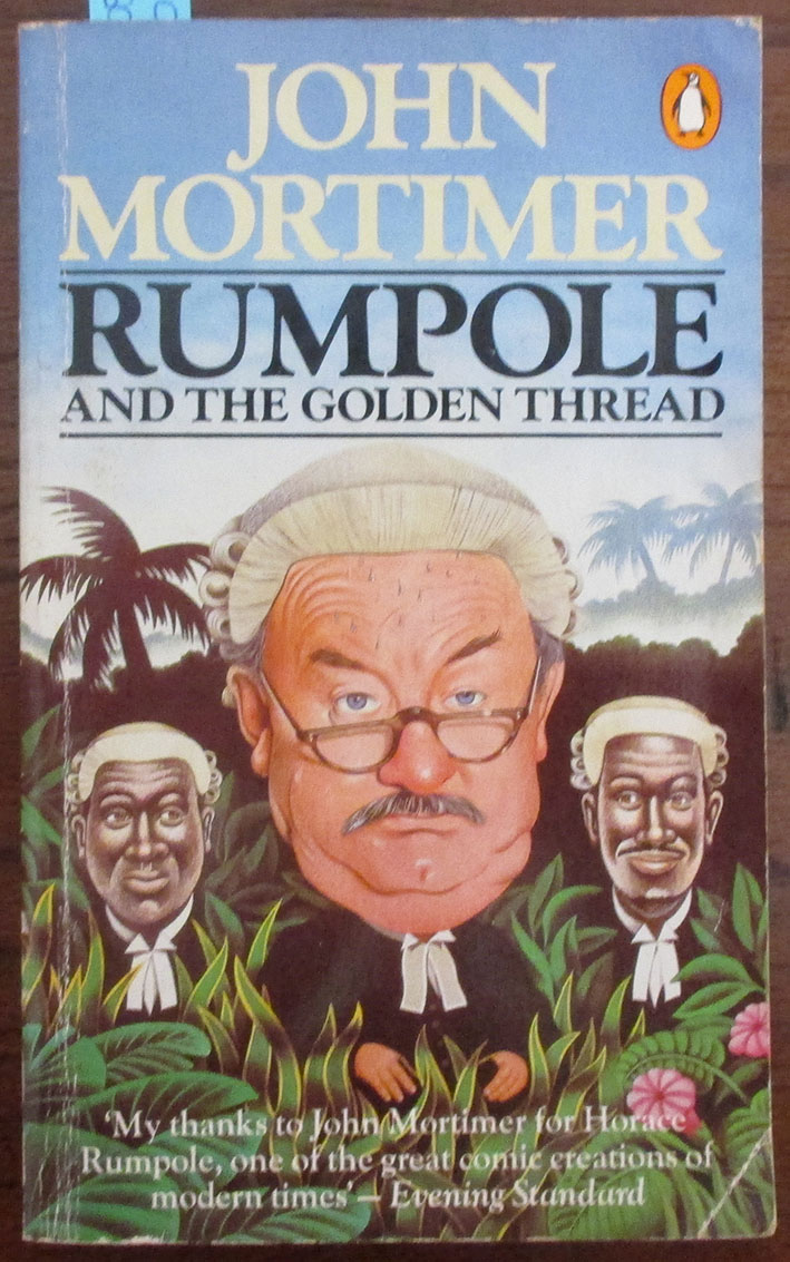 Image for Rumpole and the Golden Thread