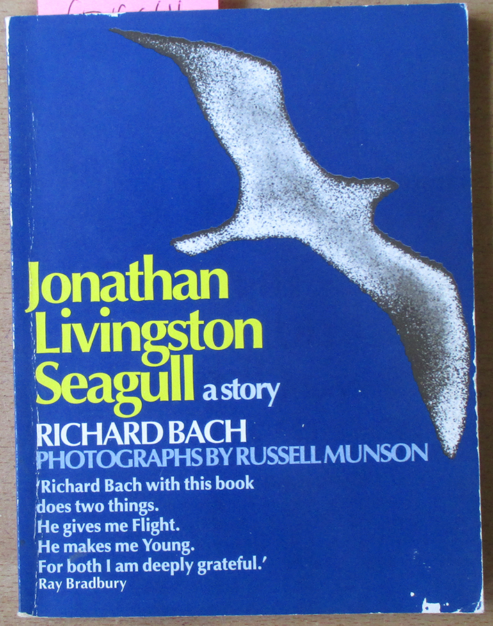 Image for Jonathan Livingston Seagull: A Story
