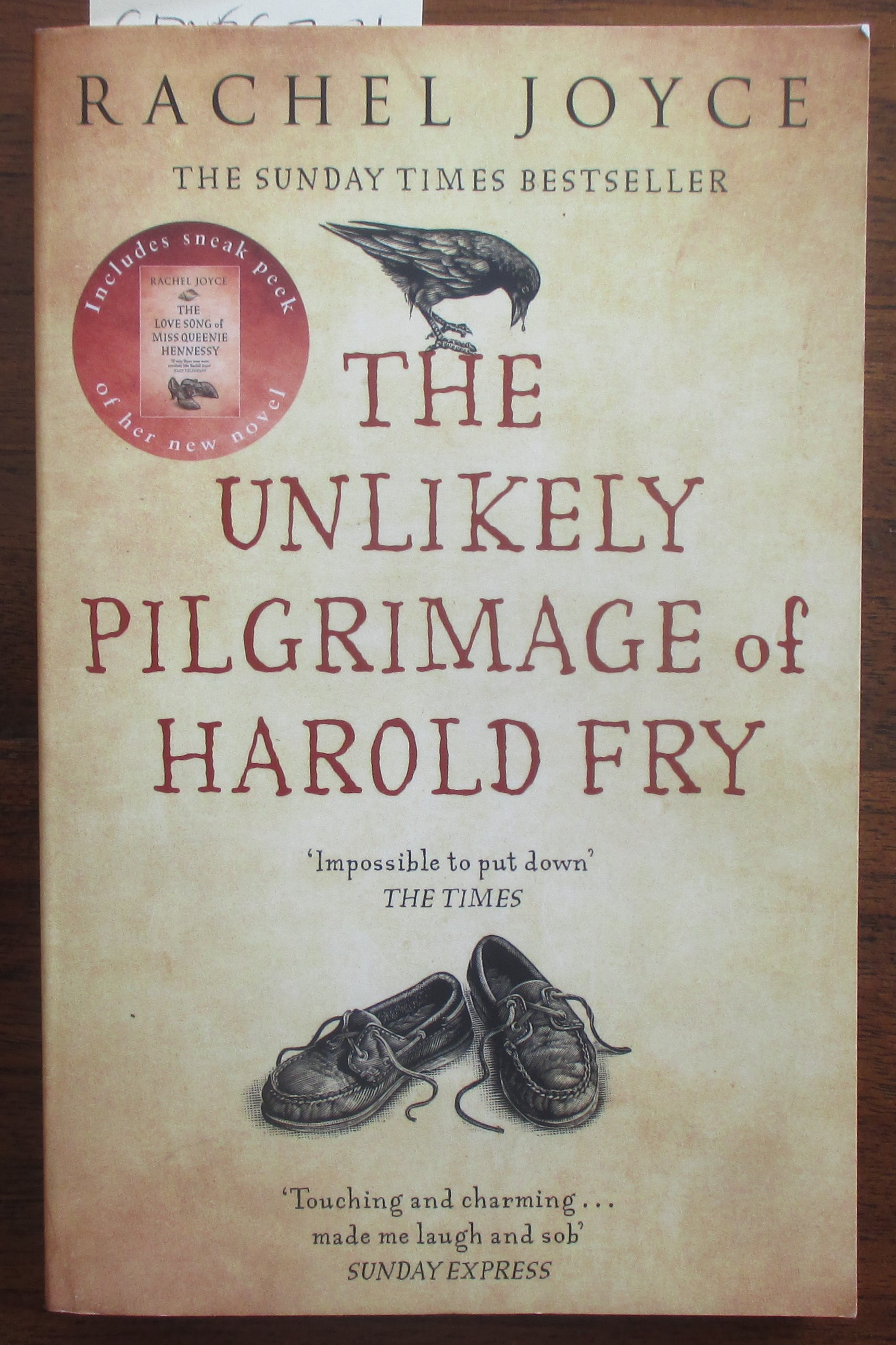 Image for Unlikely Pilgrimage of Harold Fry, The