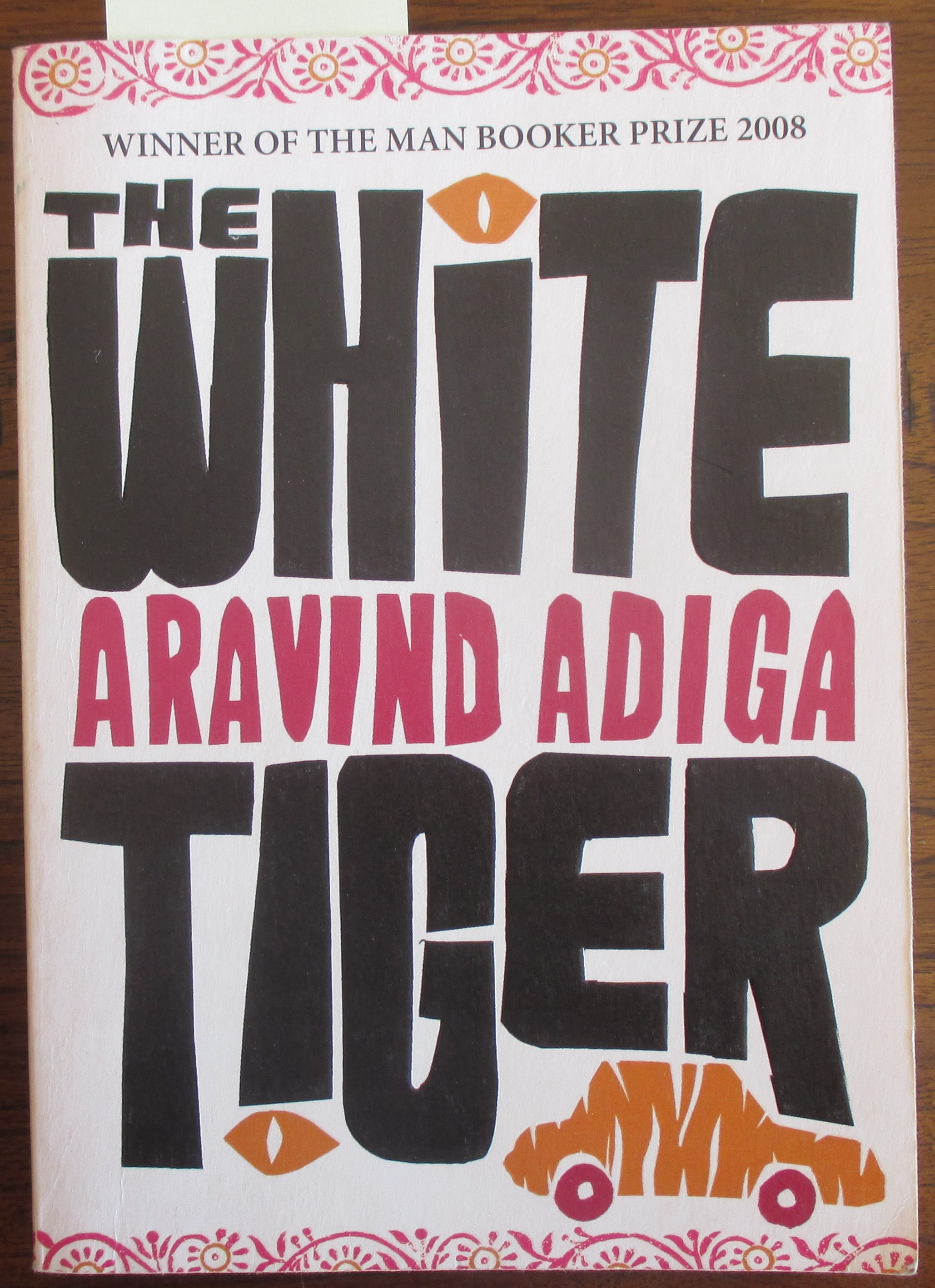Image for White Tiger, The