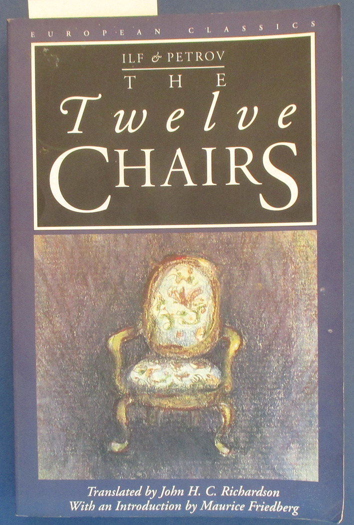 Image for Twelve Chairs, The
