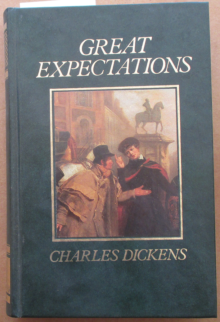 Image for Great Expectations (The Great Writer's Library)