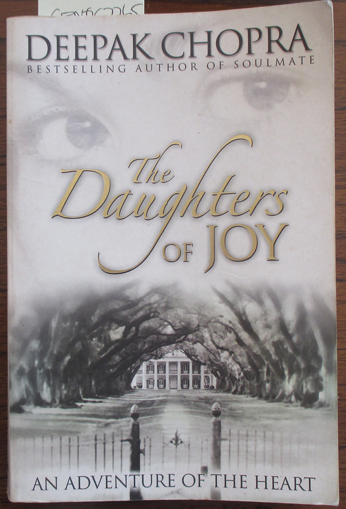 Image for Daughters of Joy, The: An Adventure of the Heart