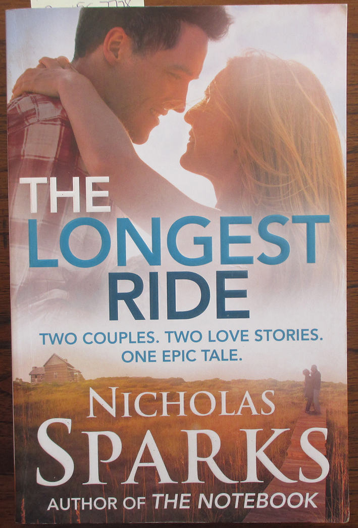 Image for Longest Ride, The