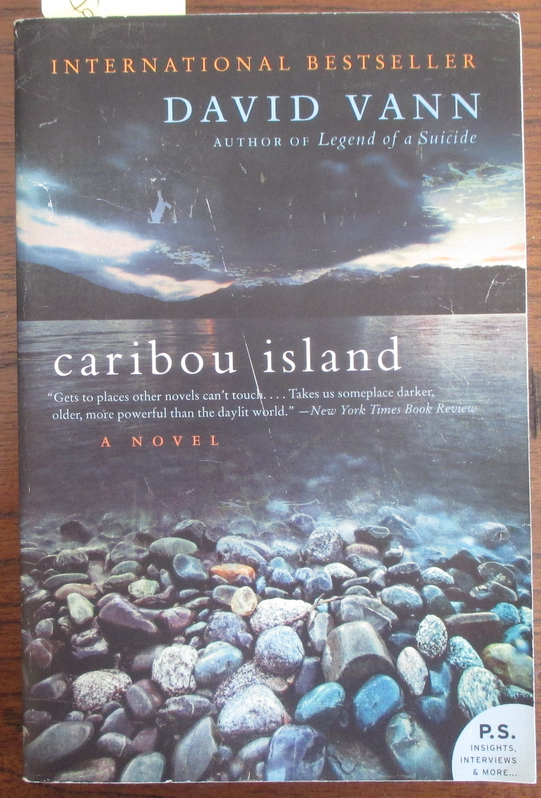 Image for Caribou Island