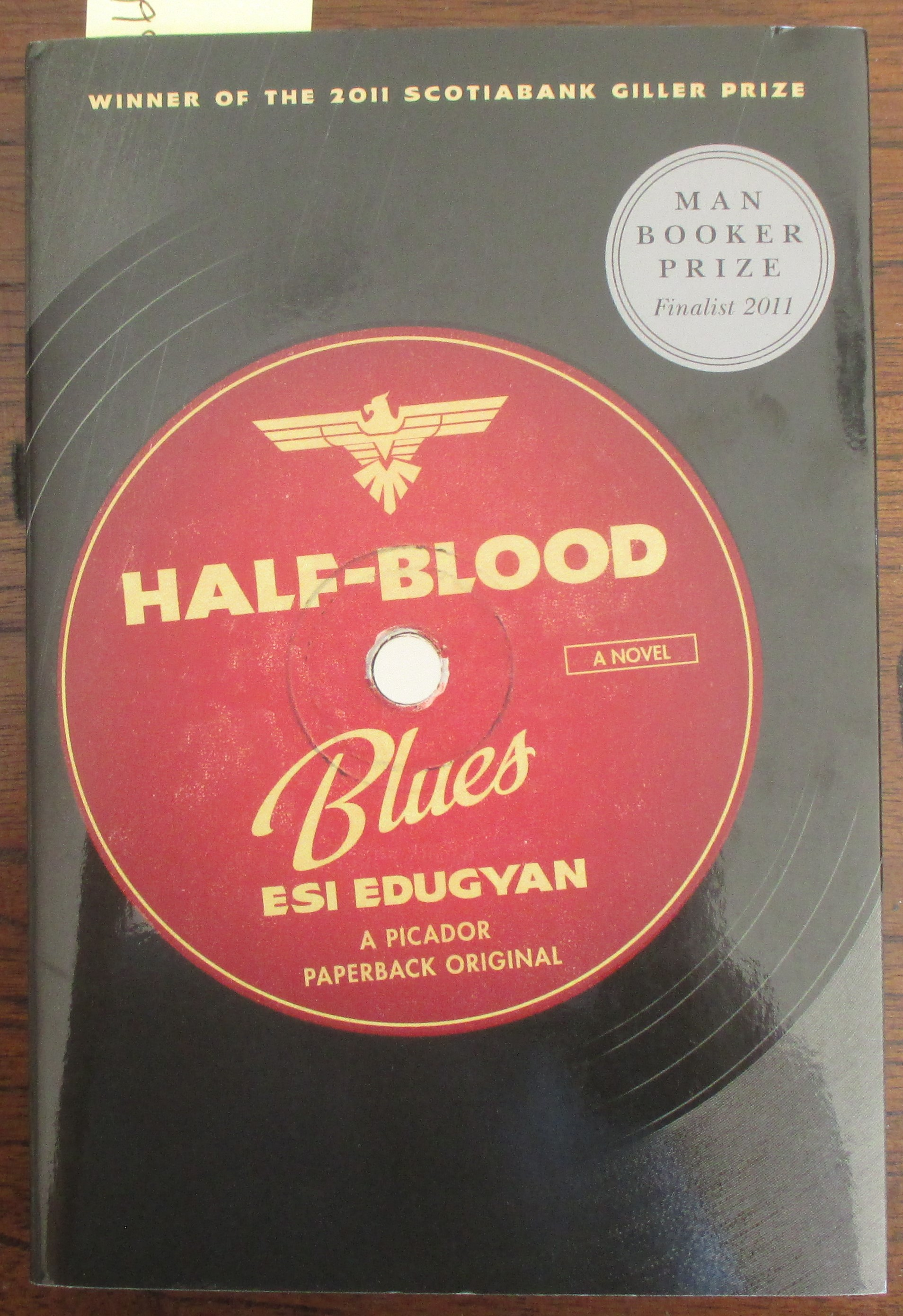 Image for Half-Blood Blues