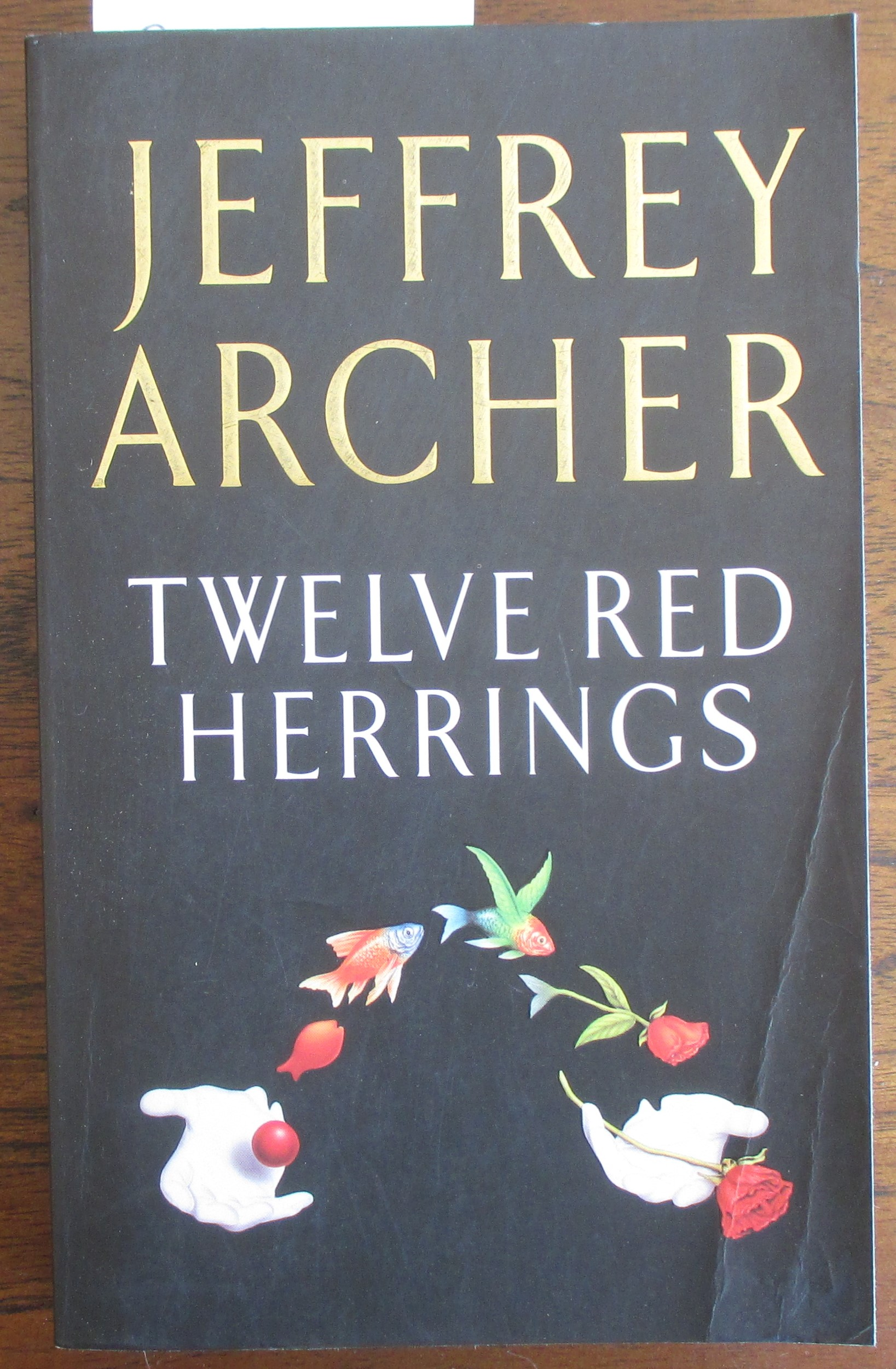 Image for Twelve Red Herrings