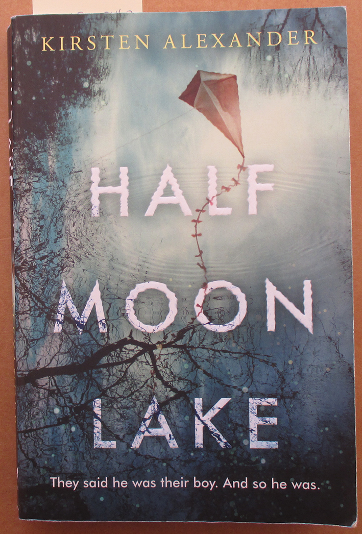 Image for Half Moon Lake