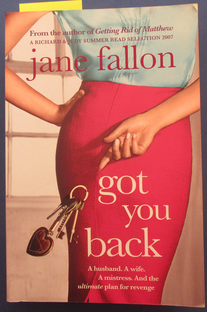 Image for Got You Back
