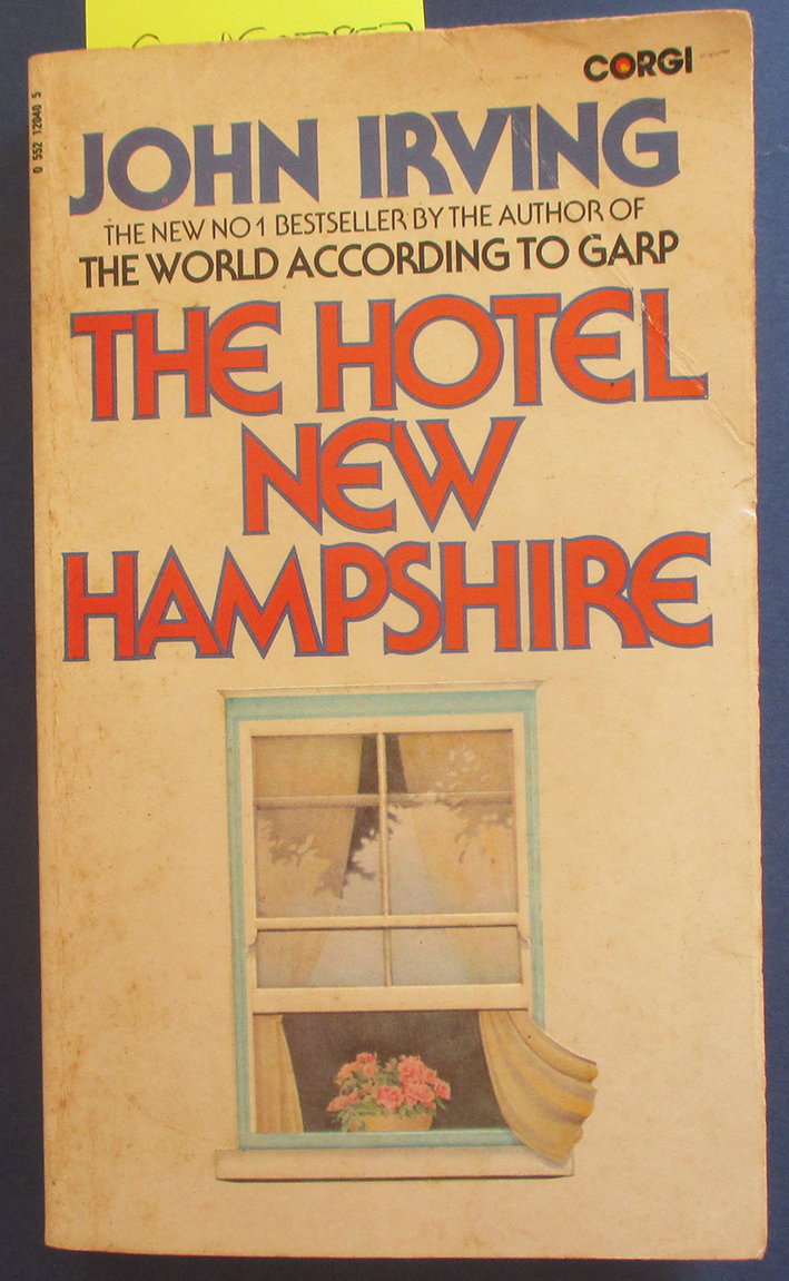 Image for Hotel New Hampshire, The