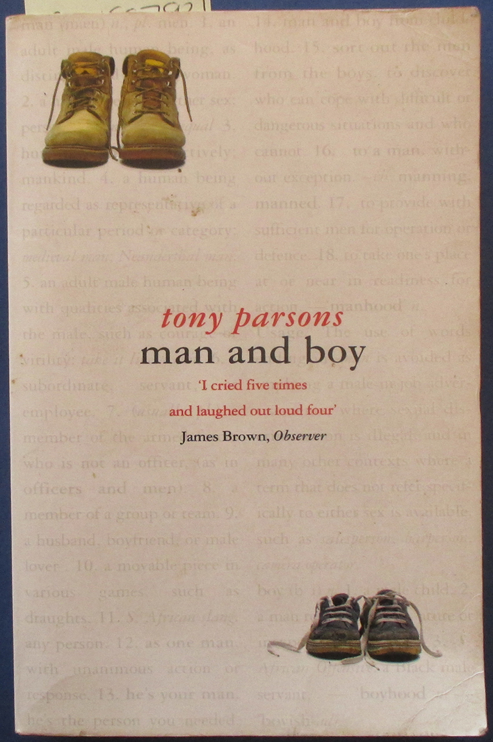 Image for Man and Boy