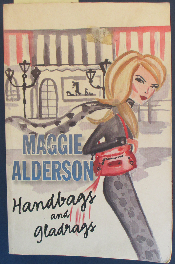 Image for Handbags and Gladrags