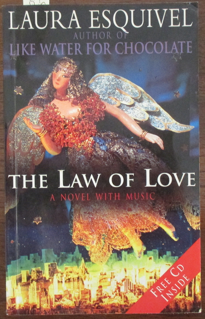 Image for Law of Love, The: A Novel With Music