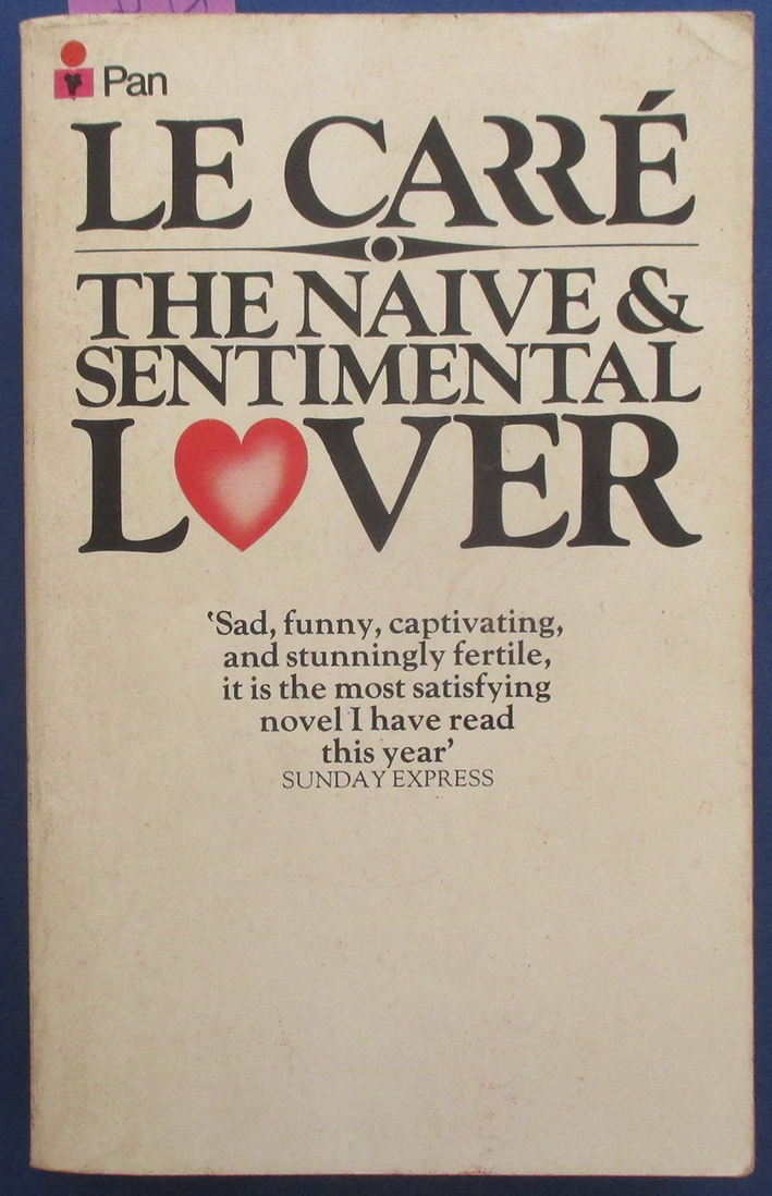 Image for Naive & Sentimental Lover, The