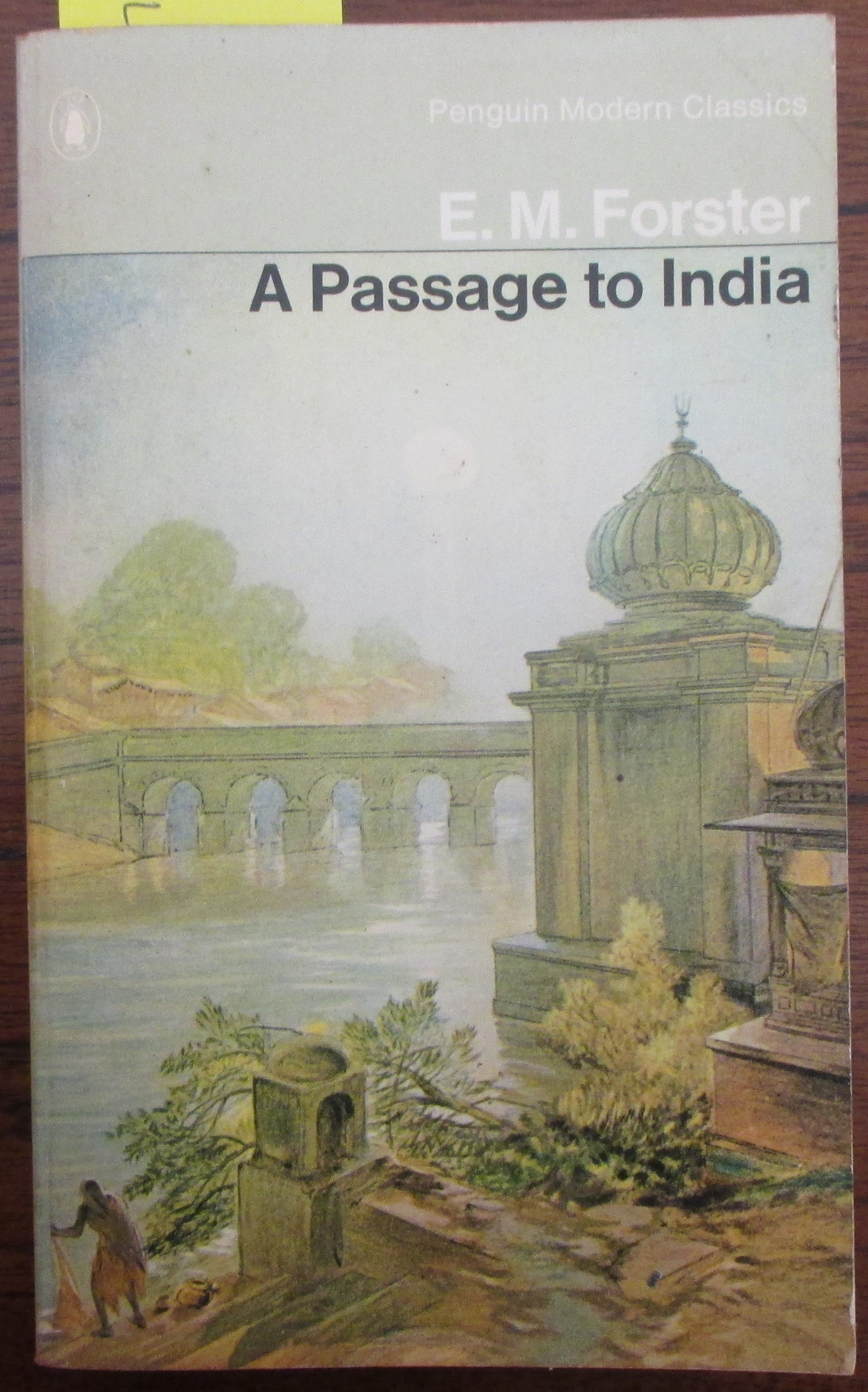 Image for Passage to India, A