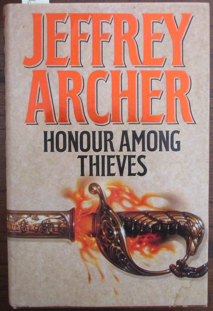 Image for Honour Among Thieves