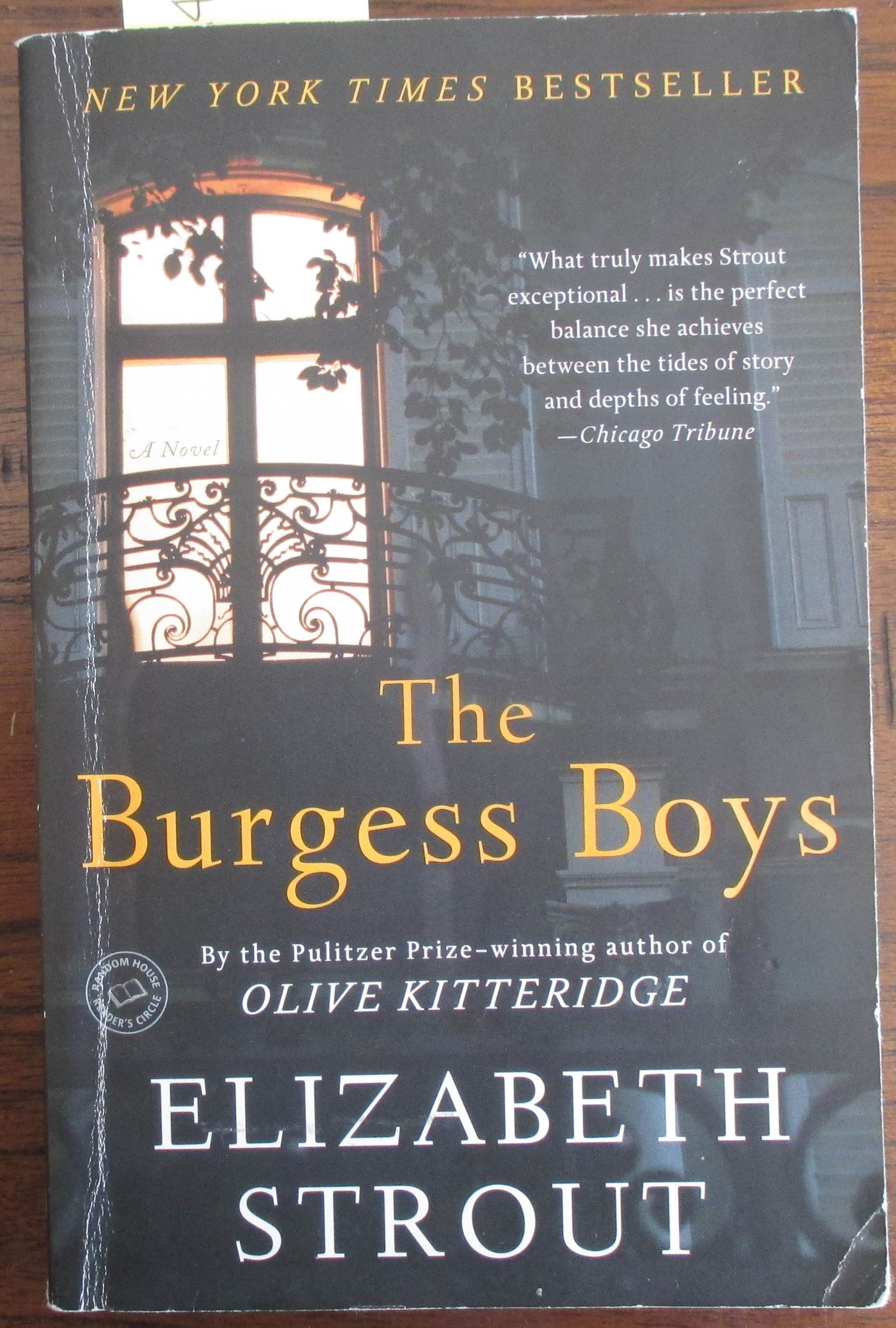 Image for Burgess Boys, The